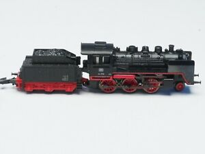 Z-scale-Marklin-8803-5-pole-Steam-Locomotive-for-Freudenreich-SJ-kit