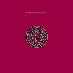 King-Crimson-Discipline-New-Vinyl-200-Gram-Anniversary-Ed-UK-Import