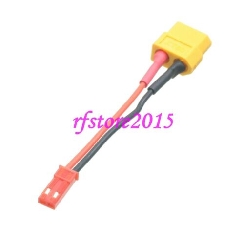 JST to XT60 XT-60 Battery Charger cable adapter for Plane Car Helicopter