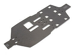 Schumacher C F Chassis; Soft Weave - CAT SX3 2.5mm - U3889