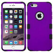 For iPhone 7 Plus SE 5S 4S 6S Hybrid Hard Shockproof Protective Case Slim Cover