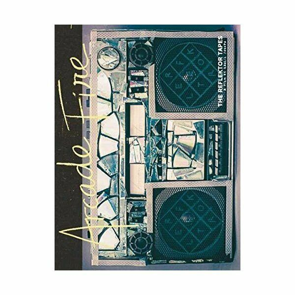 DVD - The Reflektor Tapes + Live at Earls Court (2DVD Digipack Slipcase - Tirage