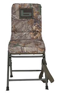 Banded Swivel Blind Chair Padded Seat Hunting Stool