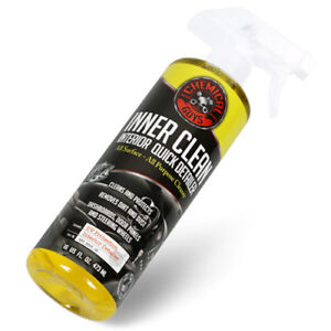 Chemical Guys Inner Clean Innerclean Interior Quick Detailer & Protectant RéSistance Au Froissement