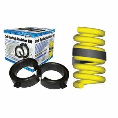 Suspension Coil Spring 39-51mm Gap Car Assisters Spacers Towing Adapters Rubber
