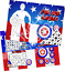 Pack-of-12-Superhero-Fun-and-Games-Activity-Sheets-Party-Bag-Books-Fillers thumbnail 5