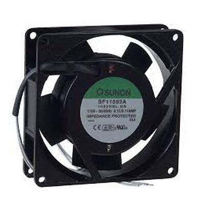 For Sunon 92mm x 25mm 110-120 Fan SF11592A 1092HBL.GN