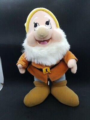 11 Disney Seven Dwarfs Happy Plush Toy