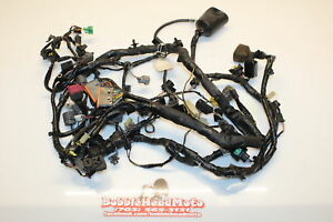 Kawasaki Zx6r Wiring Harness - Engine Mechanical Components on