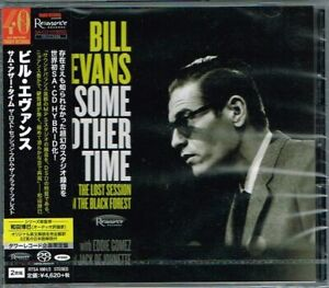Bill-Evans-034-Some-Other-Time-034-Resonance-Japan-2SACD-w-OBI-NEW-SEALED-TowerRecords