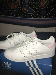 buy online 9bac9 bea9f Details about stan smith adidas women 8.5