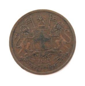 RARE-EAST-INDIA-COMPANY-1853-1-2-PICE-IN-NICE-CIRC-CONDITION