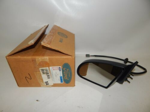 New Oem 1992-1995 Ford Mercury Front Right Passenger Power Side Mirror Primed