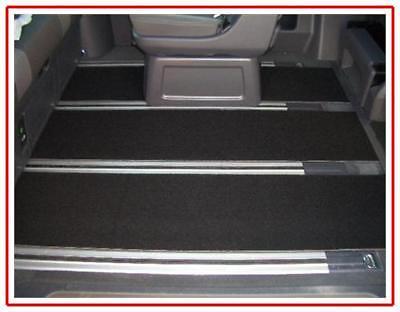 Gastraum Kofferraum Teppich Fußmatte anthrazit Velour VW T6 Multivan Highline