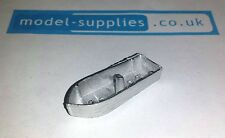 Corgi 802 Popeye Paddlewagon Reproduction Cast White Metal Boat Swee'pea