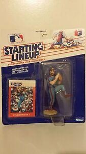 1988 STEVE BEDROSIAN #40 Philadelphia Phillies Rookie Starting Lineup