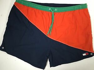 90s Colour-Blocked Sailing Shorts - Sales Up to -50% Tommy Hilfiger i6eOCFm6rZ