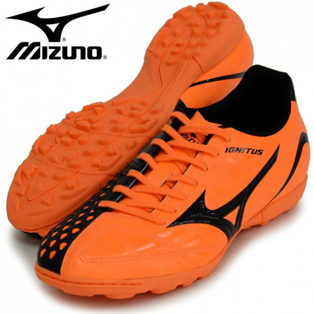 Mizuno Fútbol Entrenamiento Calzado Ignitus 4 como P1GD1632 naranja X Negro