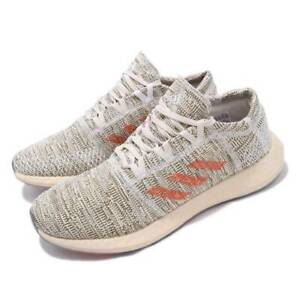 NEW LTD Adidas Pureboost Go Raw White