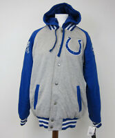 Nfl Team Apparel Indianapolis Colts Superbowl Champions Jacket - Men Small -