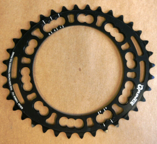 Rotor Qxl 36t BCD 110x5 inner Black Kettenblatt Zustand Neu PM57