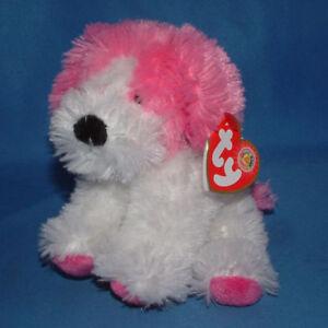 Ty Beanie Baby Snuggins - MWMT (Dog BBOM 2007) Valentines