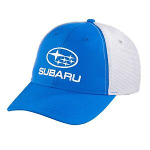 3c234d67a2035 Image is loading Genuine-Subaru-Basic-Performance-Cap-Hat-Impreza-STI-