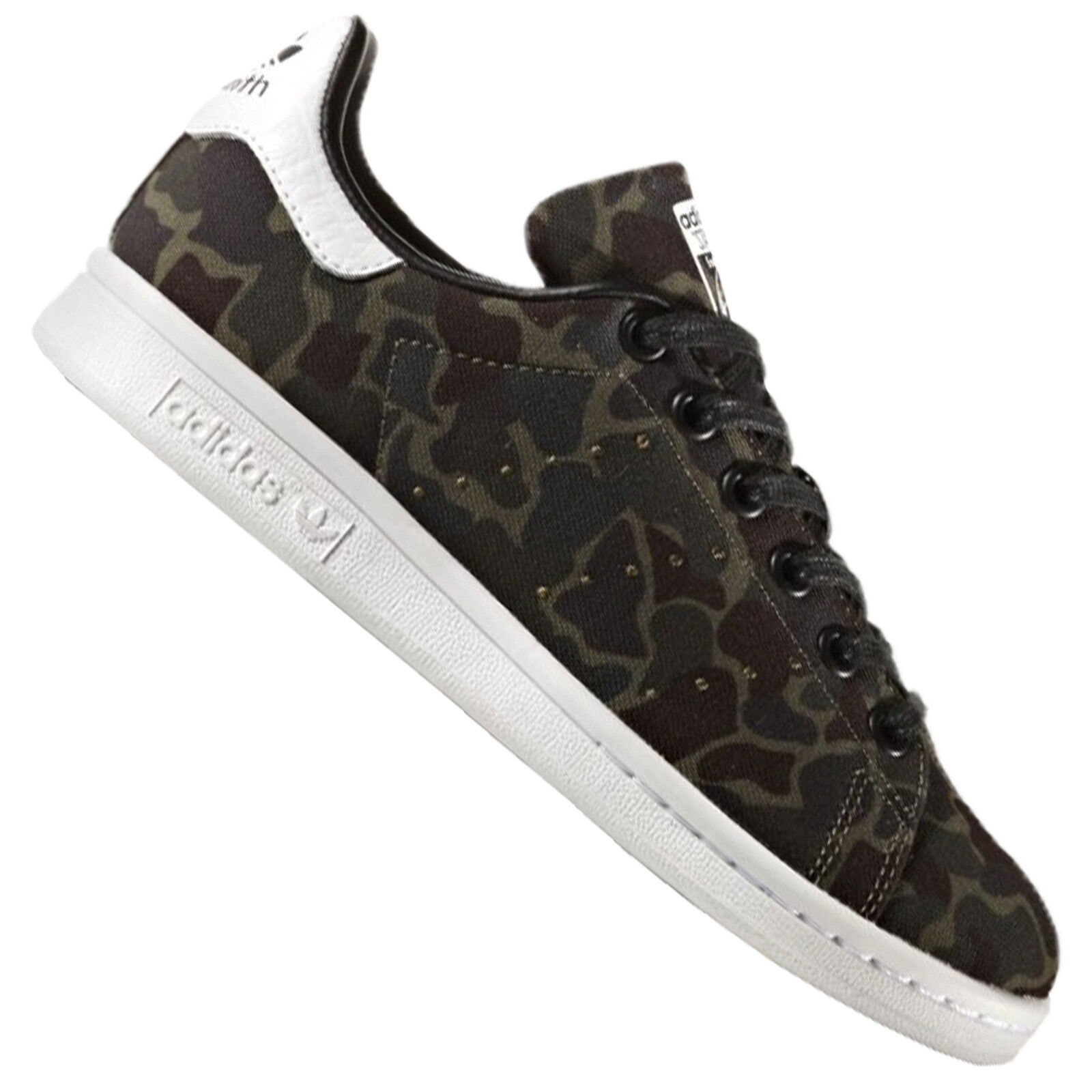 Adidas Original Stan Smith Baskets Femme Chaussures de Sport Nightcargo Camo