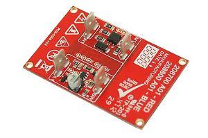 NST220A Genuine Numatic PVR200A NSP180A NSR200A 2-Speed PCB Control Module