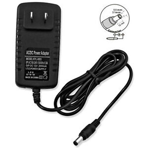 Details about 12V AC Adapter Cord For Yamaha YPG-235 AD Keyboard Portable  Grand Power Supply