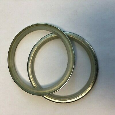 2 pk 2180-1106BD24 bucket pin seal fits doosan