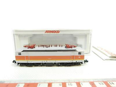 Bg925-0,5 # Arnold Voie N Dc 2307 Locomotive Électrique 143 584-1 Dr; Neuf Dependable Performance