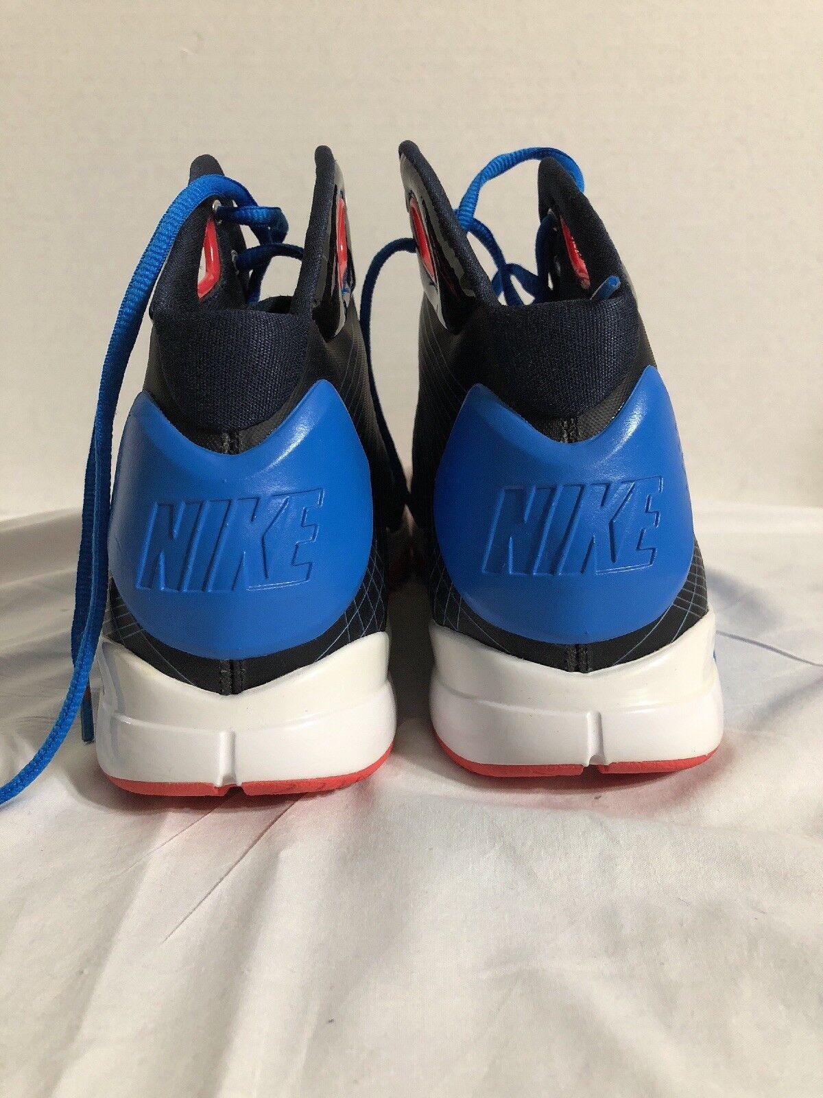 innovative design e2119 d4bb5 ... NIKE HYPERDUNK HYPERDUNK HYPERDUNK SUPREME ROYAL BLUE WHITE RED and  black 333373-411 12 size ...