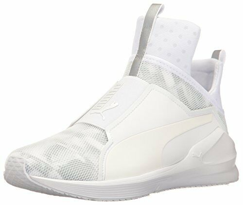 PUMA Fierce Kylie Jenner Swan Women s Dance Cross Training Shoes SNEAKERS 8  White for sale online  4d6f4cf4b