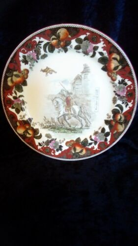 "Royal Doulton Don Quixote 'The Blanket' Plate 10 12"" Rare"