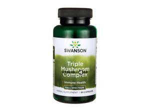 Swanson-Full-Spectrum-Triple-Mushroom-Complex
