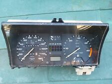 VW Mk2 Golf GTD clocks rev counter diesel rare retro Jetta 1.6TD turbo
