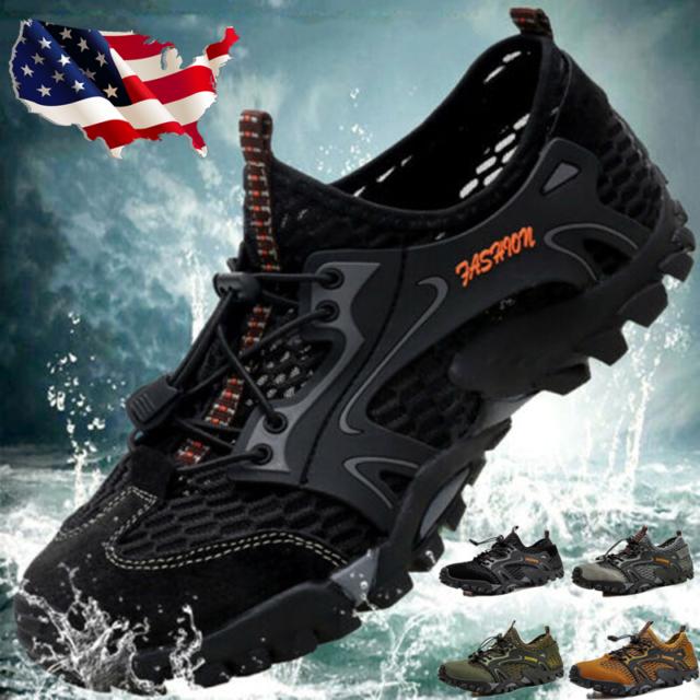 Makino Mens Waterproof Trail Running