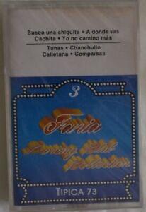 TIPICA-73-Fania-Cassette-New-Sealed