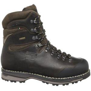 Zamberlan 1030 Sella Gore-Tex RR NW Dark Brown Mens Mountaineering Boots