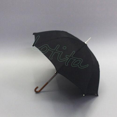 ZYTOYS ZY3003 Umbrella Model Black for 1//6 Scale Action Figure Scene Accessory