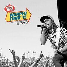 Warped 2015 Tour Compilation - VARIOUS 2 CD