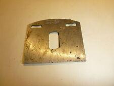 Iron Blade for Stanley 151 Spokeshave Iron Cutter New  KUNZ BRAND