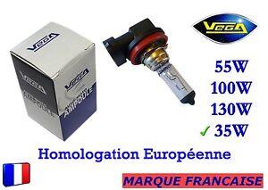 Ampoule-Halogene-VEGA-034-MAXI-034-Marque-Francaise-H8-35W-Auto-Moto-Phare-Avant