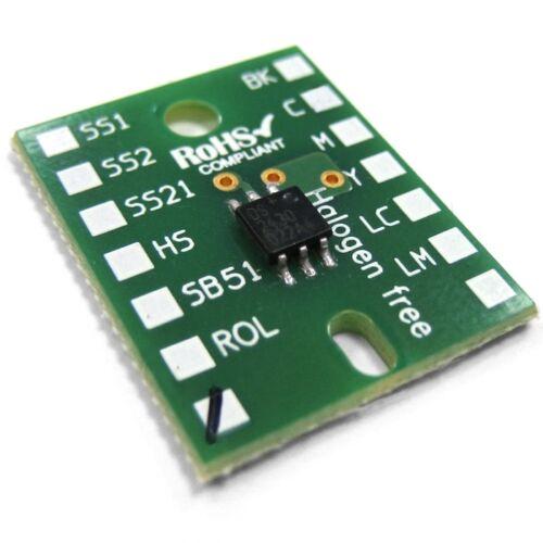 Generic Unlimited Cartridge SS21 Chip for Mimaki JV33, CJV30, JV150, JV300 (CA)