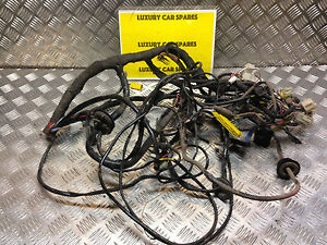 porsche 928 s2 instrument cluster ignition part wiring loom ebay porsche carrera gt image is loading porsche 928 s2 instrument cluster ignition part wiring