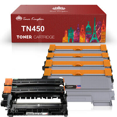 Multipack TN850 Toner Cartridge DR820 Drum Lot for Brother MFC-L5800DW L5850DW