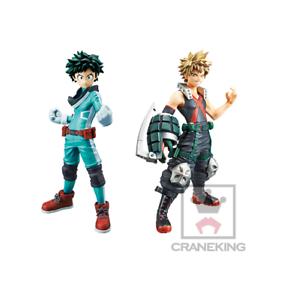 My Hero Academia DXF Figure Katsuki Bakugo /& Midoriya Izuku set Banpresto