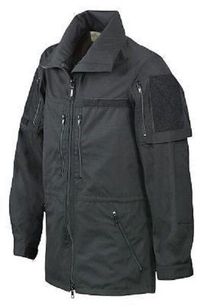 Leo Leo Leo Köhler Tactical uso chaqueta chaqueta negro negro XL Xlarge 659db4