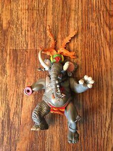 Teenage-Mutant-Ninja-Turtles-Dr-El-Action-Figure-Elephant-1992-Playmates-TMNT